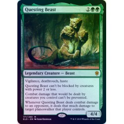 Questing Beast FOIL ELD NM