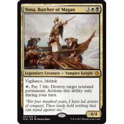 Vona, Butcher of Magan XLN SP+