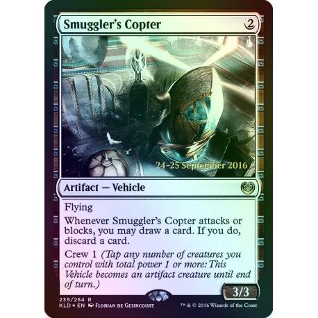 Smuggler's Copter PRE-RELEASE FOIL KLD NM