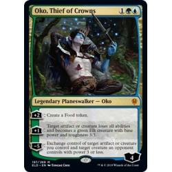 Oko, Thief of Crowns ELD NM