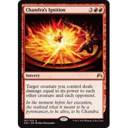 Chandra's Ignition ORI NM