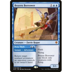 Brazen Borrower ELD PROMO NM