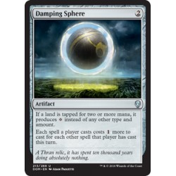 Damping Sphere DOM NM