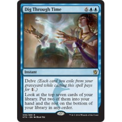Dig Through Time KTK NM