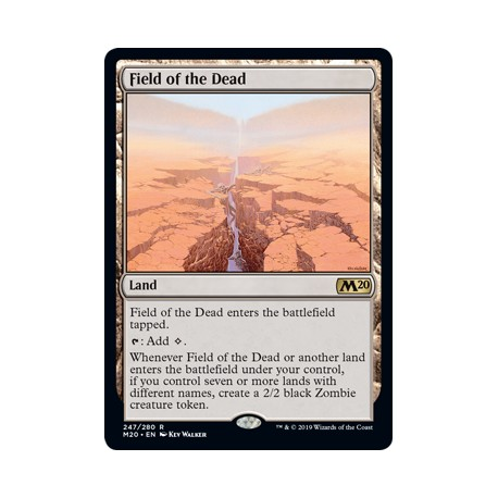Field of the Dead M20 NM