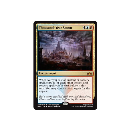 Thousand-Year Storm GRN NM