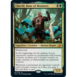 Chevill, Bane of Monsters IKO NM