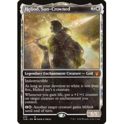 Heliod, Sun-Crowned (Showcase) THB NM