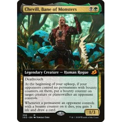 Chevill, Bane of Monsters (Extended) IKO NM