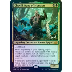 Chevill, Bane of Monsters FOIL IKO NM