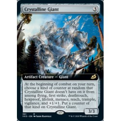 Crystalline Giant (Extended) IKO NM