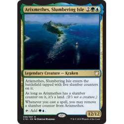 Arixmethes, Slumbering Isle C18 NM