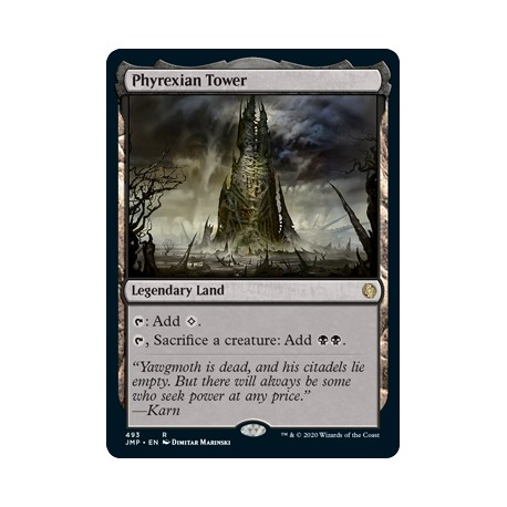 Phyrexian Tower JMP NM