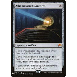 Alhammarret's Archive ORI (Mystery) NM