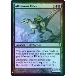 Allosaurus Rider FOIL CNS (Mystery) NM