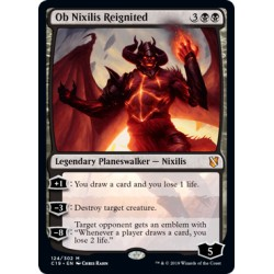 Ob Nixilis Reignited C19 NM