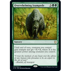 Overwhelming Stampede C19 NM
