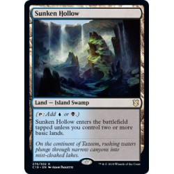 Sunken Hollow C19 NM