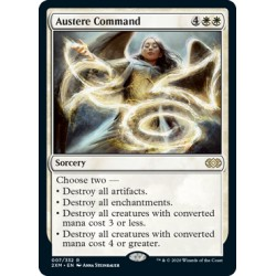 Austere Command 2XM NM