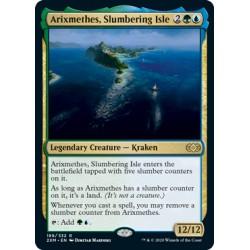 Arixmethes, Slumbering Isle 2XM NM