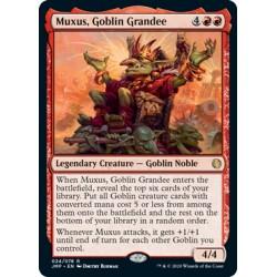 Muxus, Goblin Grandee JMP SP+