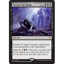 Entreat the Dead C18 NM