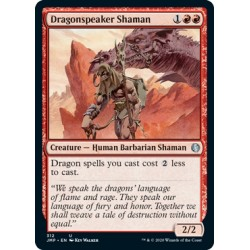 Dragonspeaker Shaman JMP NM