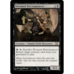 Doomed Necromancer 10E SP