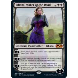 Liliana, Waker of the Dead M21 NM