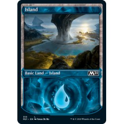 Island (Showcase) M21 NM