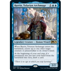 Barrin, Tolarian Archmage M21 NM