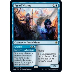 Fae of Wishes ELD NM