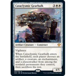 Cataclysmic Gearhulk C20 NM