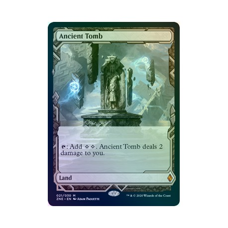 Ancient Tomb FOIL ZNE NM