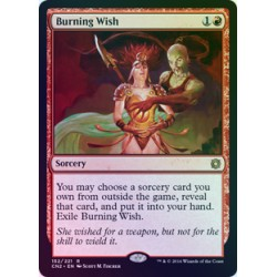 Burning Wish FOIL CN2 NM