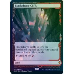 Blackcleave Cliffs FOIL ZNE NM