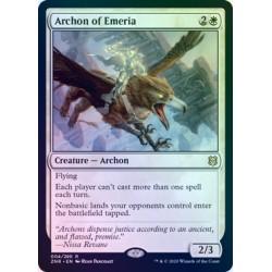 Archon of Emeria FOIL ZNR NM