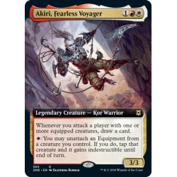 Akiri, Fearless Voyager (Extended) ZNR NM
