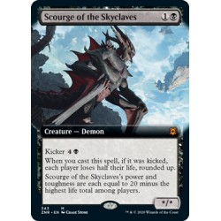 Scourge of the Skyclaves (Extended) ZNR NM