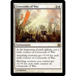 Crescendo of War CMD SP
