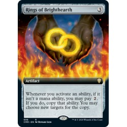 Rings of Brighthearth (Extended) CMR NM