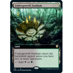 Undergrowth Stadium (Extended) CMR NM