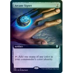 Arcane Signet (Extended) FOIL CMR NM