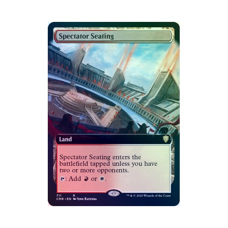 Spectator Seating (Extended) FOIL CMR NM