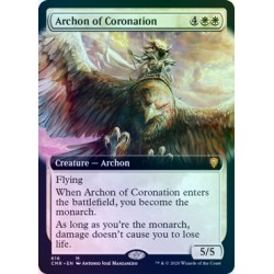 Archon of Coronation (Extended) FOIL CMR NM