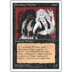 Cuombajj Witches CHR NM