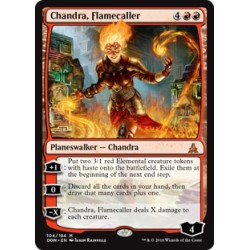 Chandra, Flamecaller BFZ NM