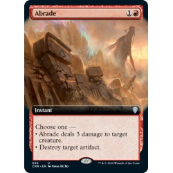 Abrade (Extended) CMR NM