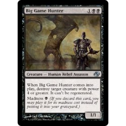Big Game Hunter PLC NM