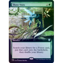 Three Visits (Extended) FOIL CMR NM